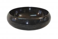 Umywalka kamienna nablatowa TULANGA BLACK