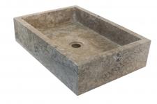 Umywalka kamienna RITA GREY